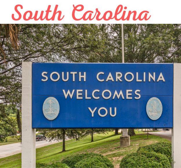 South Carolina heading
