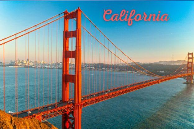 California's Golden Gate Bridge