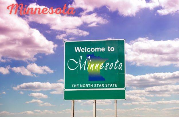 Minnesota heading