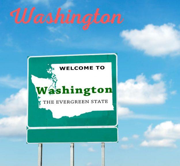 Washington state heading