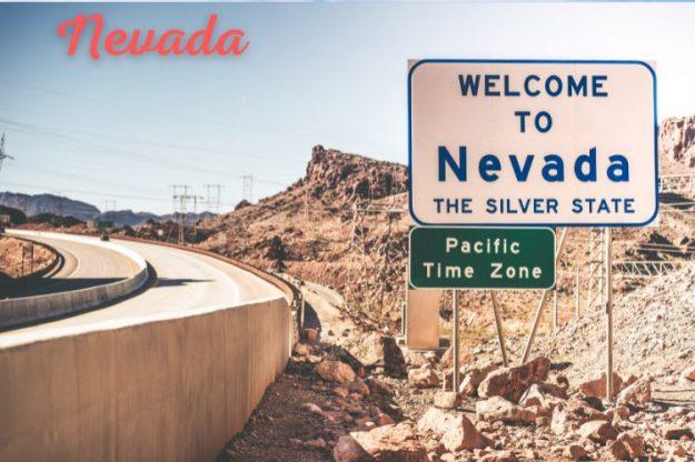 Nevada heading