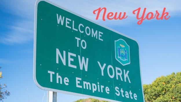 New York State Heading