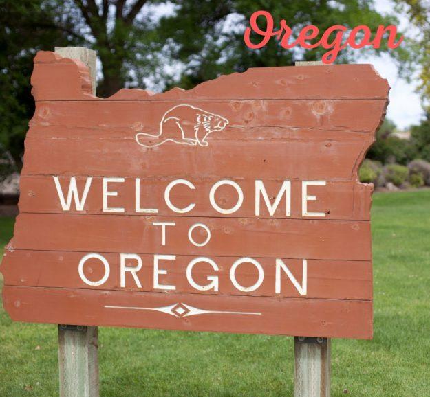 Oregon state heading