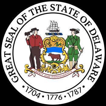 Delaware State Seal